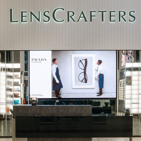 New design and expanded selection: a premium customer journey in NYC's two LensCrafters flagship stores