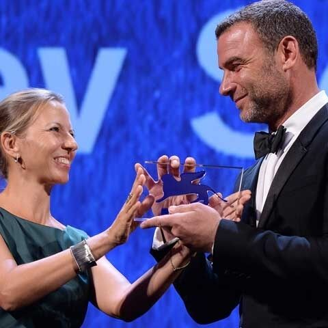 THE PERSOL TRIBUTE TO VISIONARY TALENT 2016 AWARDED TO LIEV SCHREIBER
