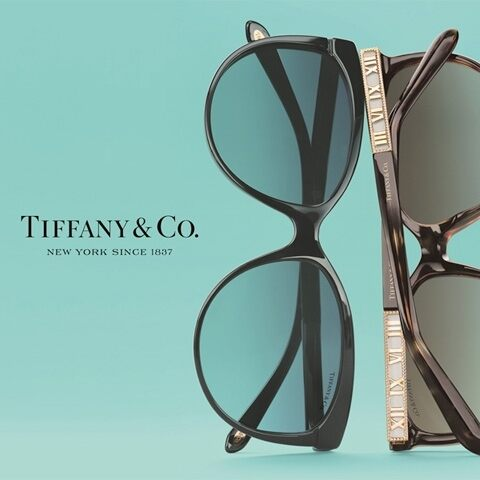 Tiffany Glasses Frames New York : Tiffany & Co. Luxottica