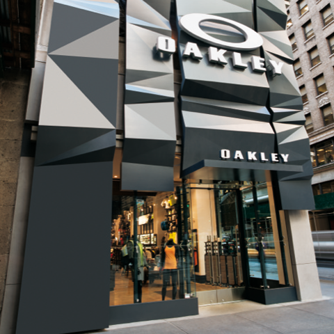 Oakley 5th Ave Flagship store grand opening