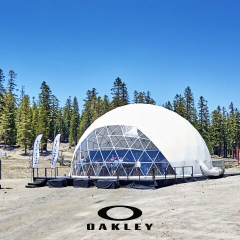 Oakley Prizm Performance Lab headquarter