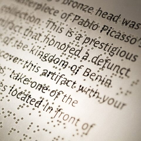 Grazie ad Alain Mikli, Picasso diventa fruibile a tutti i visitatori
