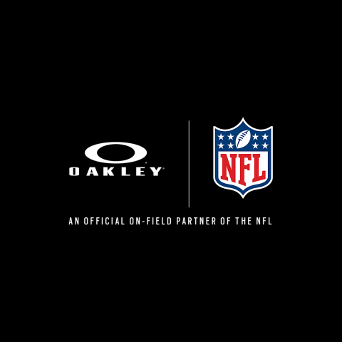 OAKLEY® NAMED AN OFFICIAL ON-FIELD PARTNER AND LICENSEE OF THE NATIONAL FOOTBALL LEAGUE