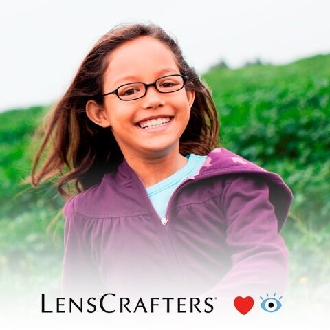 Healthy eyes are your window to the world! Lenscrafters through accuexam transforms your eye exam experience