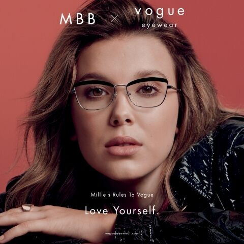 VOGUE EYEWEAR E MILLIE BOBBY BROWN