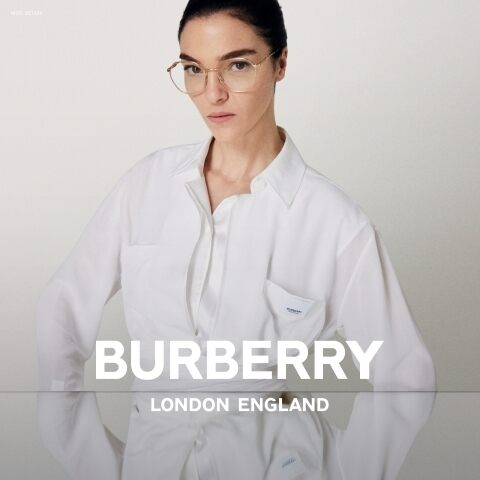Burberry: the B.Stripe collection