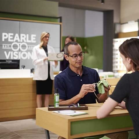 Pearle Vision opens five new stores with the Ignite program