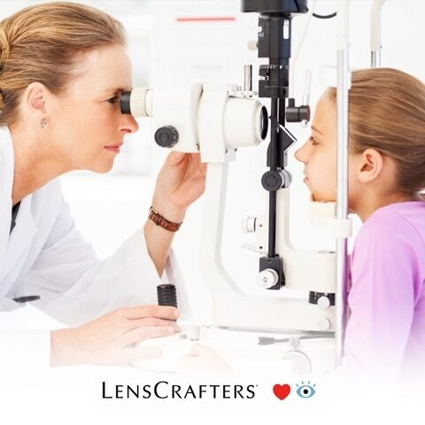 LensCrafters Elevates the Importance of Vision Care