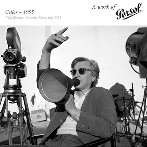 Persol Cellor: an unbreakable bond with cinema