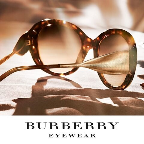 Luxottica Group and Burberry renew eyewear license agreement