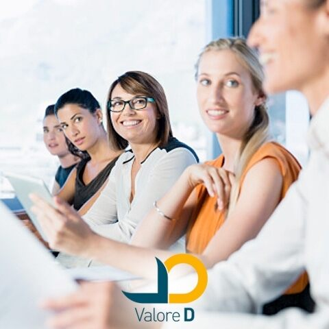 Valore D: actions not words. The talent of women is a great resource