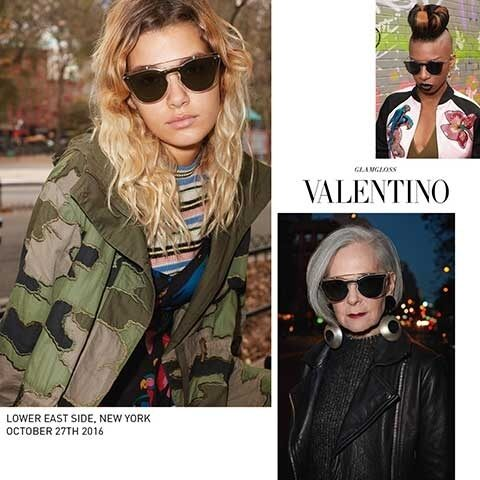VALENTINO EYEWEAR COLLECTION:
