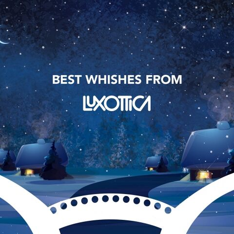 BEST WHISHES FROM LUXOTTICA