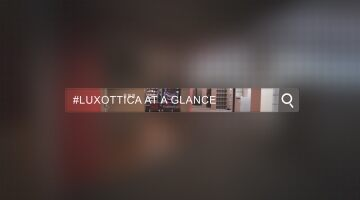 #LUXOTTICA AT A GLANCE