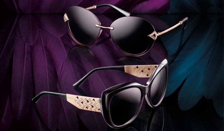 f165d557aa2b Divas' Dream — Bvlgari's stunning eyewear collection for women ...