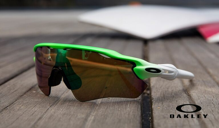 Radar Oakley 2016 Black Frame Colorful Lens