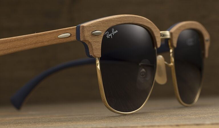 An icon reinvented: the new Clubmaster Wood