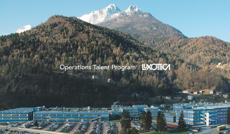 Operations Talent Program: work and training at the heart of Luxottica
