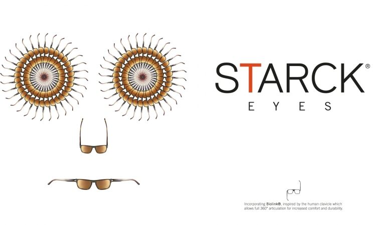 STARCK EYES AND LUXOTTICA: A STORY OF BIONISM AND ELEGANCE