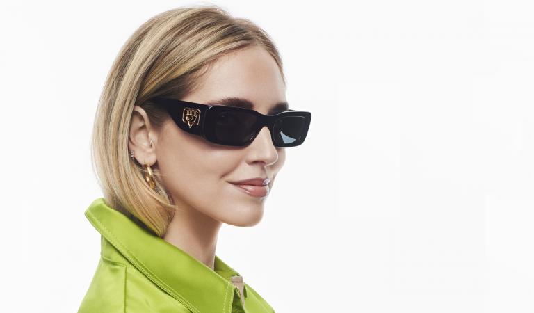 L'esclusiva collezione eyewear di Chiara Ferragni