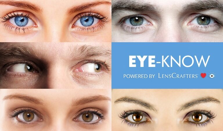 Eye-Know. For Your Eyes Only.
