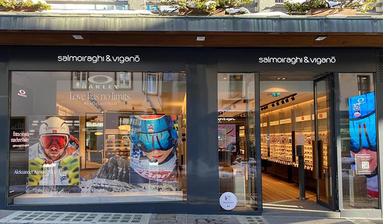 SALMOIRAGHI & VIGANÒ: UNA VETRINA PER I MONDIALI DI SCI