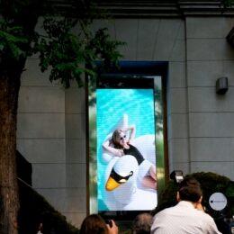 Sunglass Hut celebrates House of Sun in Madrid