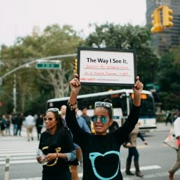 OneSight launches  #thewayweseeit campaign for World Sight Day 2014