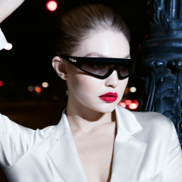 Vogue Eyewear: New York vista da Gigi